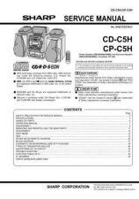 Buy SHARP CD-C615H CDC-1409 by download #157911