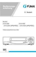 Buy Funai 21A-200D Manual by download #160860