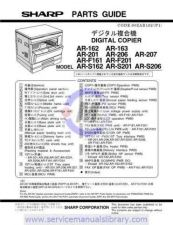Buy Sharp AR200 PG GB Manual by download #179374