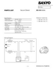 Buy Sanyo SC-B1221(PL6510310) Manual by download #175286