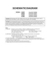 Buy TOSHIBA 50A60 CD Service Schematics by download #160008