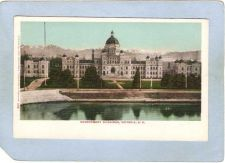Buy CAN Victoria Postcard Government Buildings can_box1~228