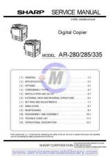 Buy Sharp AR280899 Manual by download #179410