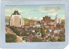 Buy CAN Vancouver Postcard Hotel Vancouver Georgia Hall Court House & Vancouve~170