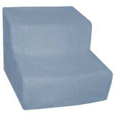 Buy Pet Gear Soft Step II Pet Stairs with Removable Cover Slate Blue