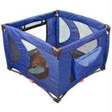Buy Pet Gear Home 'N Go Pet Pen Cobalt Blue