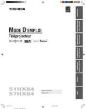 Buy TOSHIBA 51HX84 OM F OPERATING GUIDE by download #129378