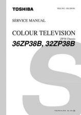 Buy Toshiba 32 AF43 36AF43 REV219 OWNMAN 2 Manual by download #171653