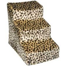 Buy Pet Gear Soft Step III Pet Stairs Removable Cover Jaguar