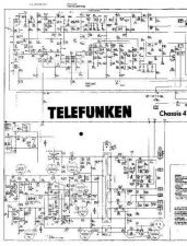 Buy MODEL TFK418A Service Information by download #124901