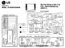 Buy MODEL MC71B Service Information by download #124307
