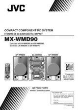 Buy JVC XMPJ1BU MANUAL by download #126618
