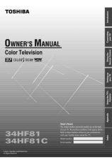 Buy Toshiba 32ZP18P dcomb mcd Manual by download #170518