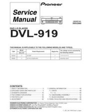 Buy PIONEER R2089 Service Data by download #153125