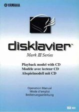 Buy Yamaha DKVMK3PLAYCD OM E X2906C0 01 Operating Guide by download Mauritron #2045