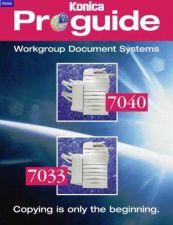 Buy Konica 70407033 Service Schematics by download #135525