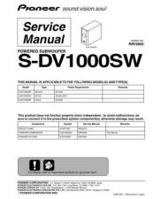 Buy PIONEER R2692 Service Data by download #153441