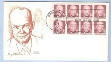 Buy DC Washington First Day Cover / Commemorative Cover Eisenhower~19