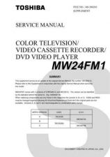 Buy TOSHIBA MW24FM1 SUMMARY ON by download #129589