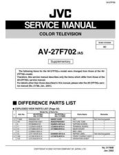 Buy JVC 51786B Service Schematics by download #121779
