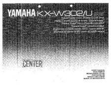 Buy Yamaha KX-W302 Owners Manual User Guide Operating Instructions by download Maur