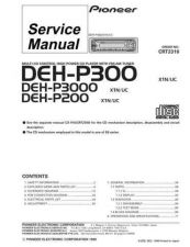 Buy PIONEER C2310 Service Data by download #152546