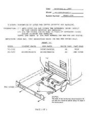 Buy Sharp TBS90009 Technical Bulletin by download #139141