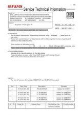 Buy Sharp AIWA AUDIO Manual by download #178956