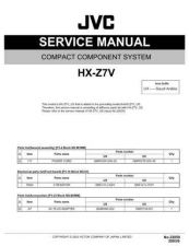 Buy JVC 22059 Service Schematics by download #120267