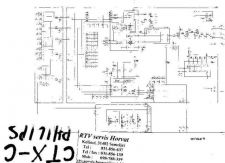 Buy PHILIPS CTXC CHASSIS by download #127573