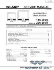 Buy Sharp 14A1-14A2RU SM GB(1) Manual.pdf_page_1 by download #177722