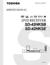 Buy SD-43HK Service Schematics by download #131805