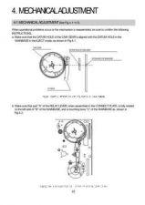 Buy Daewoo K30MECHA 3 Manual by download Mauritron #184564