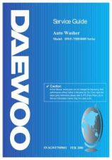 Buy Daewoo SERVICE MANUAL(DVG-6000D)1x25 Manual by download #169058