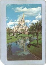 Buy FL Orlando Amusement Park Postcard Walt Disney World Cinderella Castle top~306