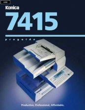 Buy Konica PROGUID Service Schematics by download #135729