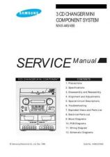 Buy MAX455KSC SGG80037101 Service Data by download #132861