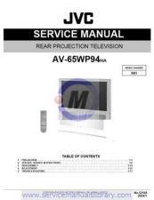 Buy Sharp AV-65WP94 HA Manual by download #179728