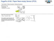 Buy MINOLTA pc5 Service Manual by download #138287