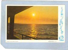 Buy CAN B C Postcard Straits Of Georgia Sunset can_box1~3