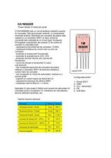 Buy SEMICONDUCTOR DATA KA1M0680RJ Manual by download Mauritron #188391
