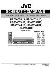 Buy JVC HR-XVC33UMSCH TECHNICAL DATA by download #131064