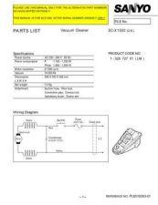 Buy Sanyo SC-845 Manual by download #175257