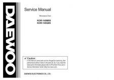 Buy Daewoo R131G0T001(r) Manual by download #168738