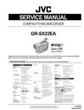 Buy JVC 86618 Service Schematics by download #122941