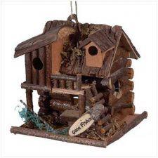 Buy Gone Fishin Birdhouse