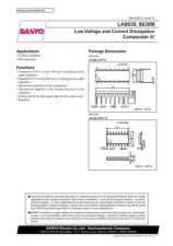 Buy SEMICONDUCTOR DATA LA8630MJ Manual by download Mauritron #188975