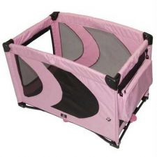 Buy Pet Gear Home 'N Go Pet Pen Pink Ice