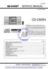 Buy Sharp CDC770H-CPC770 SM GB-DE-FR(1) Manual by download #179966