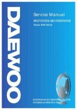 Buy DAEWOO SM DSB-181LH (E) Service Data by download #146554